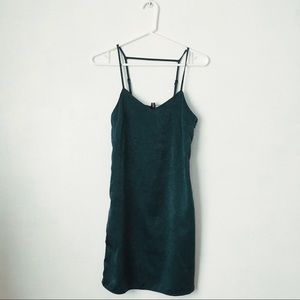 H&M slip-like dress